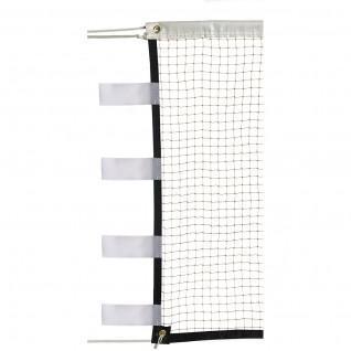 Filet badminton Compétition avec attache velcro maille 19mm, 1.6mm Sporti France