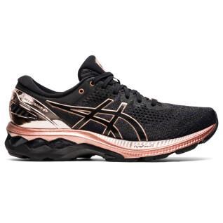 Chaussures femme Asics Gel-Kayano 27 Platinum