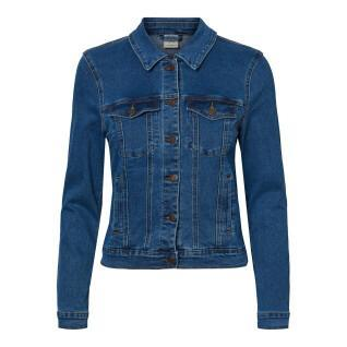 Veste jeans femme Vero Moda vmhot soya