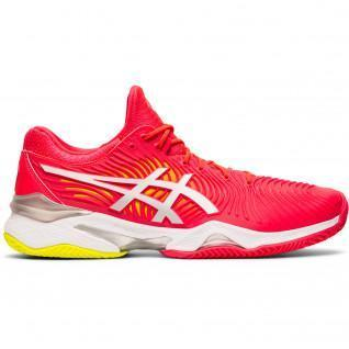 Chaussures femme Asics Court Ff 2 Clay