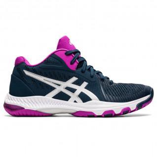Chaussures montantes femme Asics Netburner Ballistic Ff Mt 2