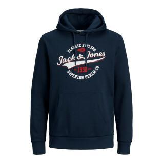 Sweatshirt à capuche Jack & Jones Logo