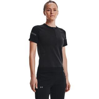 Sweatshirt et 1/4zip femme Under Armour IntelliKnit