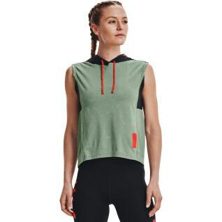 Sweatshirt à capuche femme Under Armour Run Anywhere