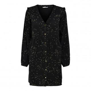 Robe manches longues femme Only onlluca