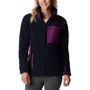 Sweatshirt femme Columbia Archer Ridge II FZ