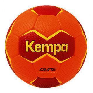 Ballon Kempa Dune Beachball T3 orange/rouge
