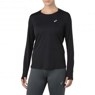 Maillot manches longues femme Asics Silver