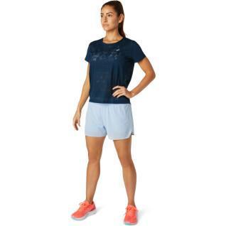 Short femme Asics Ventilate 2-N-1 3.5in