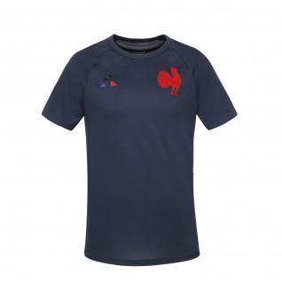 T-shirt d'entrainement enfant XV de France