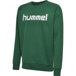 Sweatshirt junior Hummel Cotton Logo