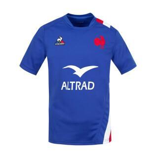 Maillot domicile enfant XV de France 2021/22