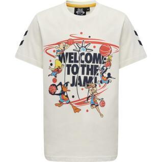 T-shirt enfant Hummel Hmlspace Jam Tres