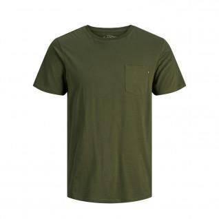 T-shirt Jack & Jones Pocket O-neck