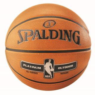 Ballon Spalding NBA Platinum Outdoor
