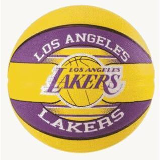 Ballon de basket Spalding Los Angles Lakers