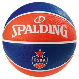 Ballon Spalding EL Team Cska Moscow (83-779z)