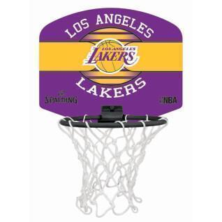 Mini panier Spalding Los Angeles Lakers