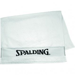 Serviette de bain Spalding gros marquage blanc