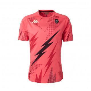 T-shirt échauffement Stade Français 2020/21 aboupre pro 4