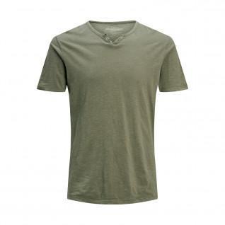 T-shirt Jack & Jones Split neck
