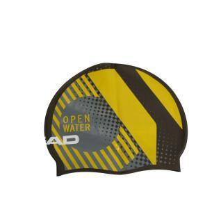 Bonnet de bain Head silicone