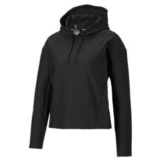 Sweatshirt à capuche femme Puma Train Flawless