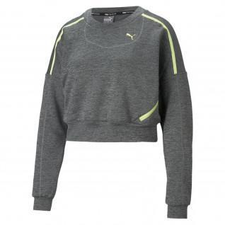 Sweatshirt femme Puma Train Zip