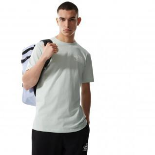 T-shirt Coordinates The North Face