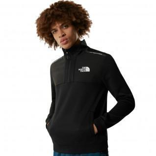 Sweat 1/2 zip The North Face Ma