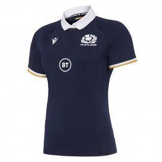 Maillot femme domicile Ecosse rugby 2020/21