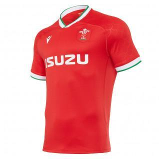 Maillot domicile Pays de Galles rugby 2020/21