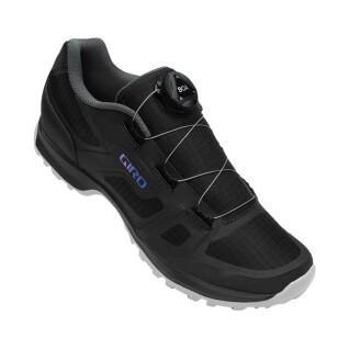 Chaussures femme Giro Gauge Boa
