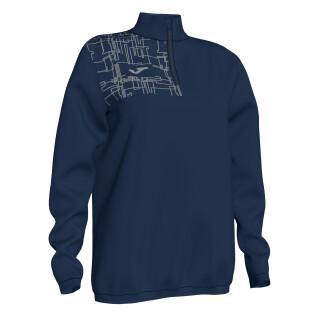 Sweatshirt femme Joma Elite VIII 1/2 zip