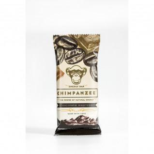 Barre énergétique Chimpanzee vegan (x20) : chocolat expresso 55g
