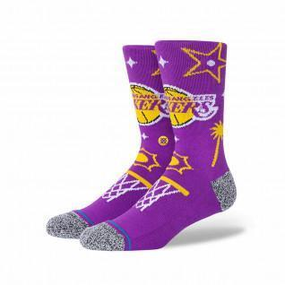Chaussettes Los Angeles Lakers Landmark