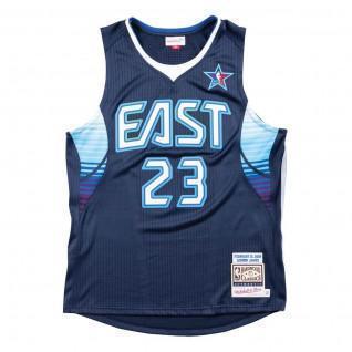 Maillot authentique NBA All Star Est Lebron James 2009