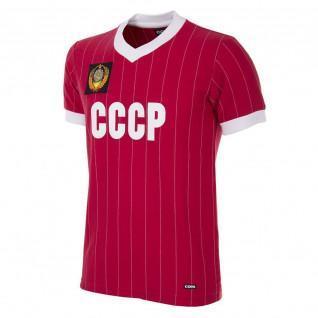 Maillot rétro URSS Coupe du Monde 1982