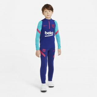 Pantalon training enfant FC Barcelone Strike