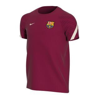 T-shirt enfant FC Barcelone Dynamic Fit Strike 2021/22
