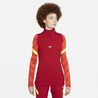 Maillot manches longues compression femme Nike Dri-FIT Strike