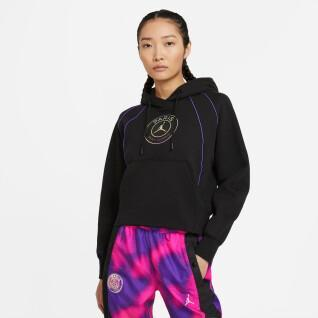 Sweatshirt femme PSG x Jordan Fleece 2020/21
