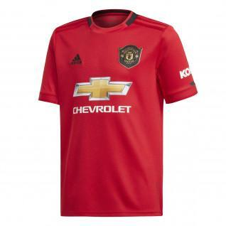 Maillot domicile junior Manchester United 2019/20