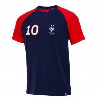 T-shirt enfant FFF Player Mbappé N°10 enfant