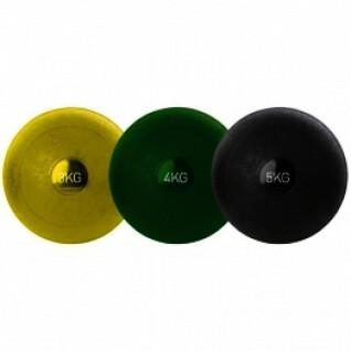 Medecine ball souple 2 kg