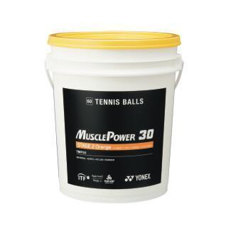 Baril balles tennis Yonex TMP-30 x30