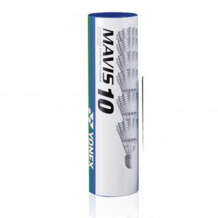 Volant Yonex Mavis 10 Plastique