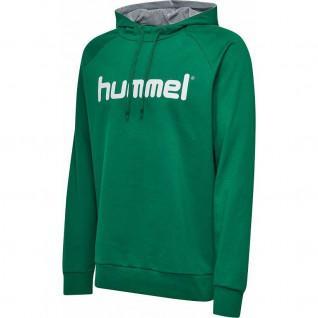 Sweatshirt à capuche Hummel hmlgo cotton logo