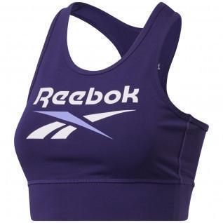 Brassière femme Reebok Identity Sports