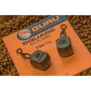 Plomb Guru Square Pear Bomb 15g